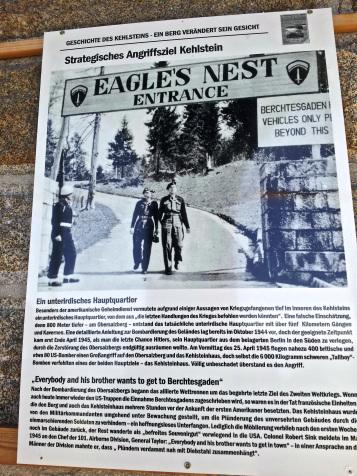 Cartel de El Nido del Águila
