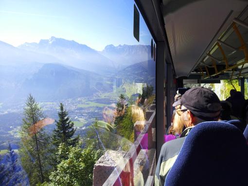 El Nido del Águila de Los Alpes