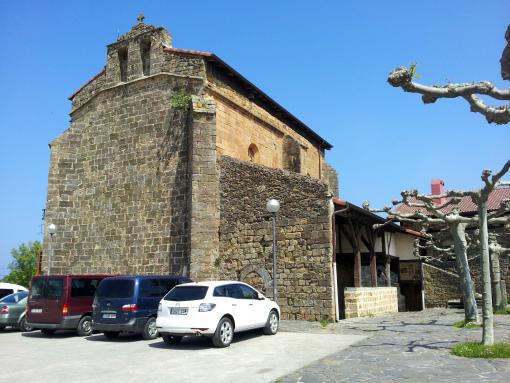Iglesia de San Martin.