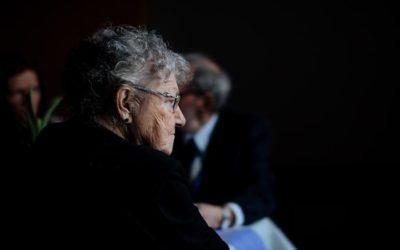 Visitando a mi abuela en un Centro de Día en Madrid