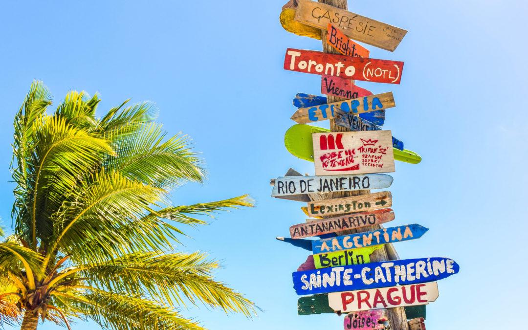 Los mejores viajes para disfrutar de tus 30 años