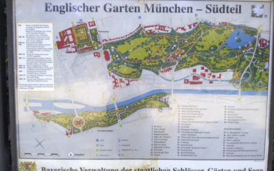 Espacios naturales de Múnich