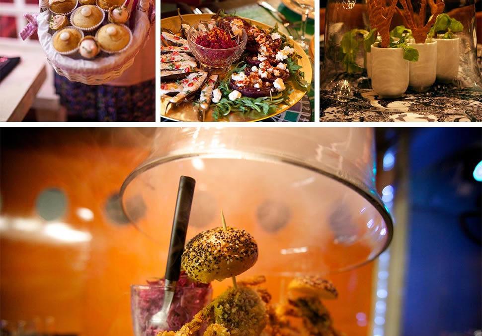 Inuxuales ideas para tu banquete de boda: 5 formas de sorprender a tus invitados.